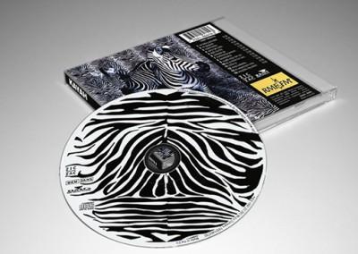 Okładka CD
