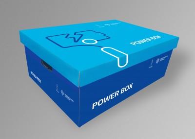 Zestawy edukacyjne POWER BOX